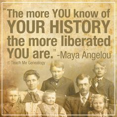 family history quote